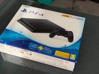 PS4 completamente nueva A ESTRENAR