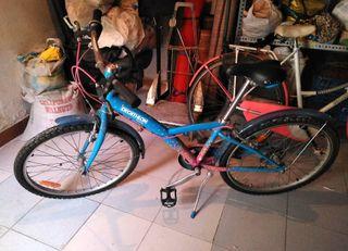 Bicicleta infantil 6-9 años
