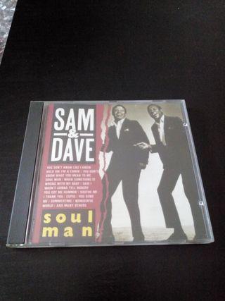 CD SAM & DAVE