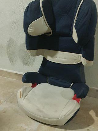 silla coche niño Cibex universal 15 a 36kg