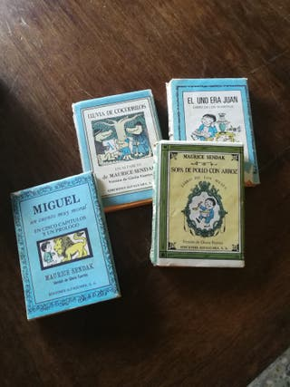 Libritos Mini biblioteca Alfaguara año 1962