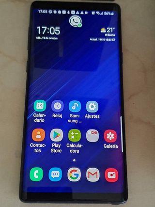 Sansung Galaxy Note 9. Regalo cargador inalámbrico