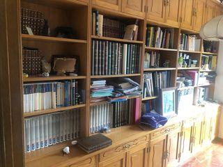 se vende el mueble de biblioteca