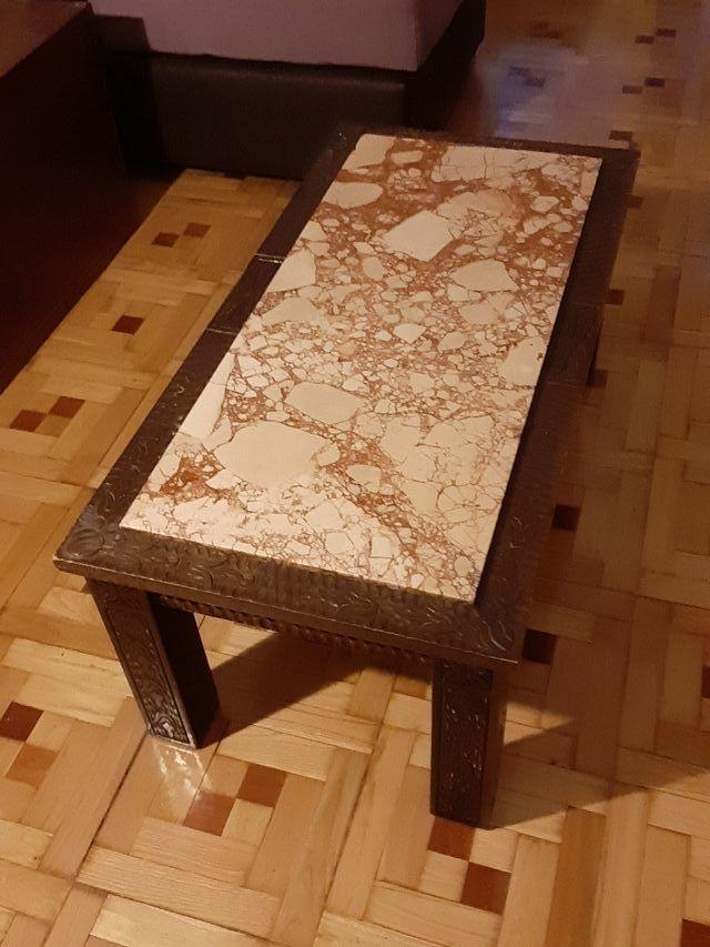 mesa centro de salón