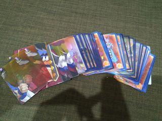 cartas coleccionables dragon ball super
