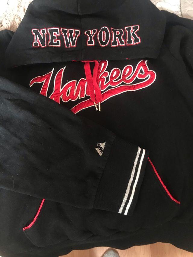 Sudadera Yankees