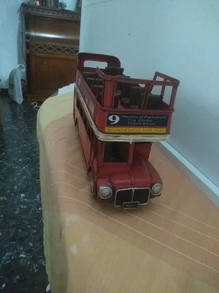 vendo autobús londinense