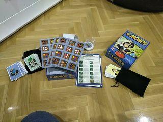 juego de mesa 4 monos