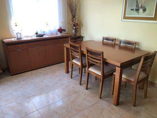 Conjunto salón comedor