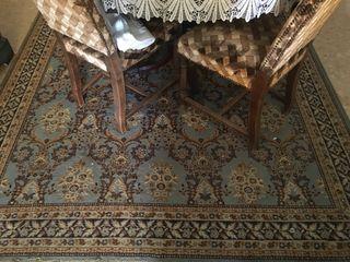 2 alfombras orientales