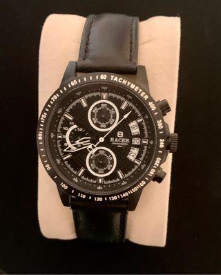 Reloj Racer negro