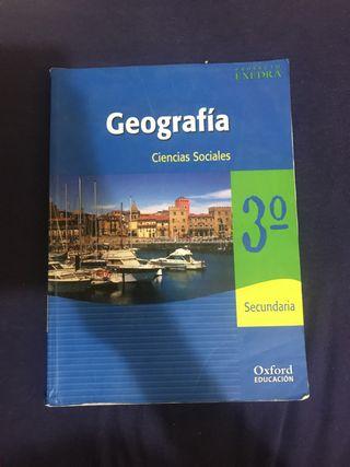 Libro Geografía 3º ESO