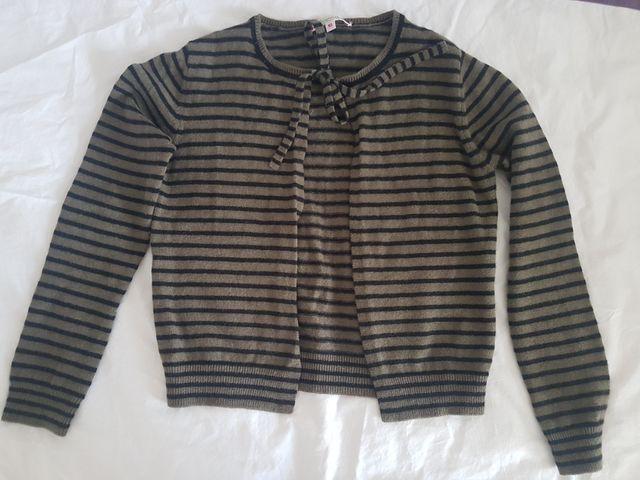 chaqueta niña Bonpoint t. 10