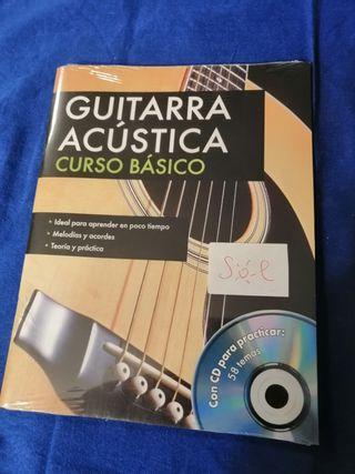 Libros para estudio guitarra