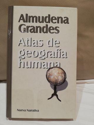 """Libro """"Atlas de geografía humana"""""""