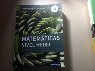 Libro de Matemáticas de Bachillerato Internacional