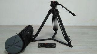 Tripode Manfrotto 501 HDV.