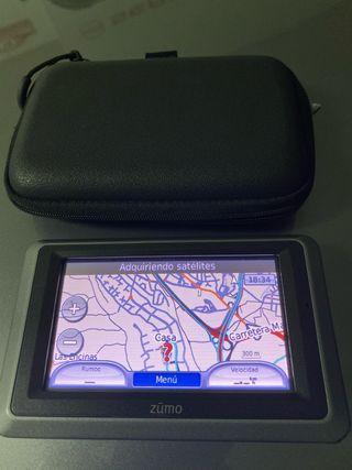 GPS Garmin Zumo 660