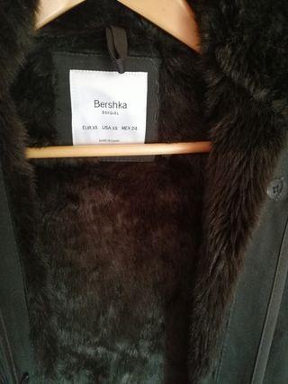 chaqueta Bershka (abrigo,cazadora,zapatillas,jerse