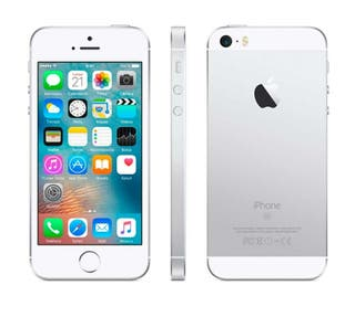 IPhone SE 32 plata