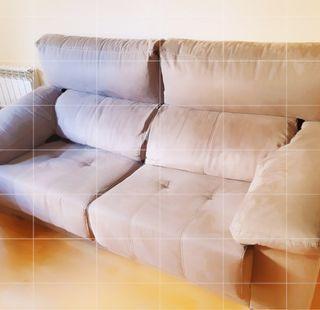 Sofa y sillón personalizado