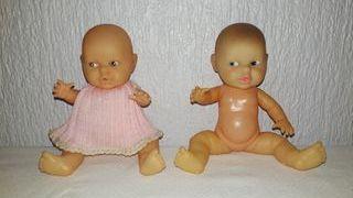 Muñecas estilo barriguitas.