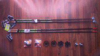 Bastones de esquí de fondo One Way 850
