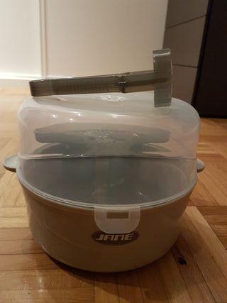 Esterilizador microondas Jané