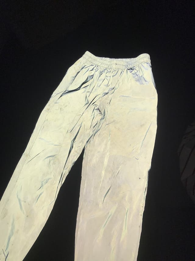 PANTALONES REFLECTANTES (negociable)