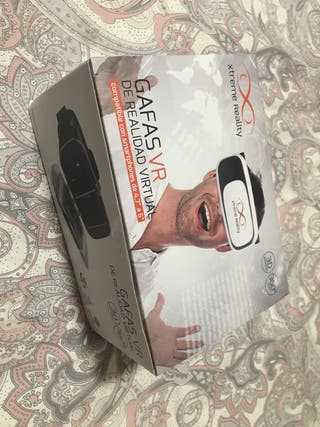 Gafas de realidad virtual