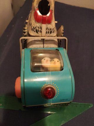 juguete antiguo de chapa