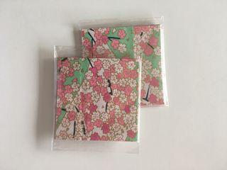 Papel para origami 7x7cm