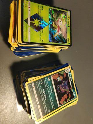 Pack cartas pokemon