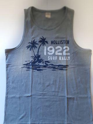 camisetas de tirantes Diesel, Hollister, y A & F