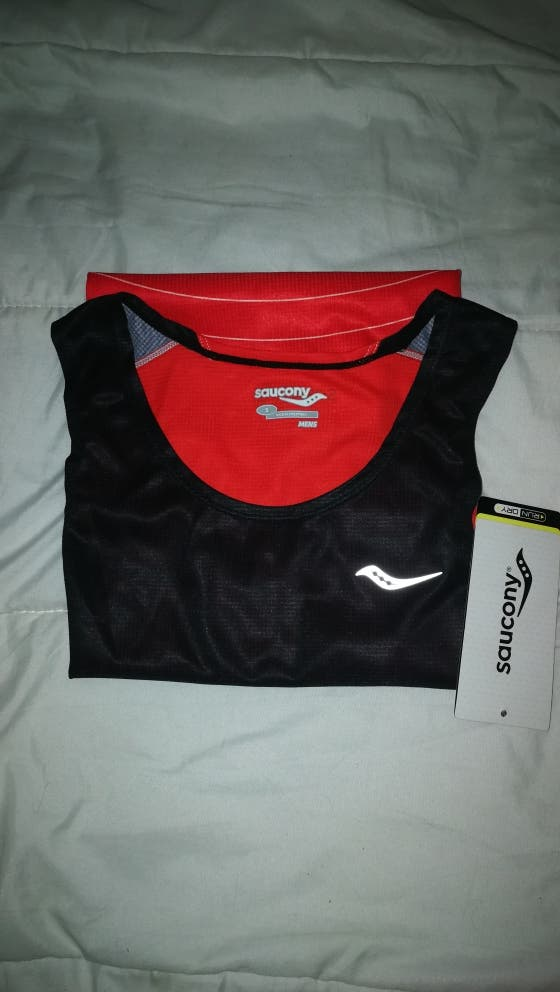 Camiseta de running SAUCONY
