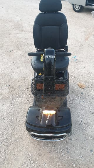 Scooter eléctrica .road pro rider road kin xl