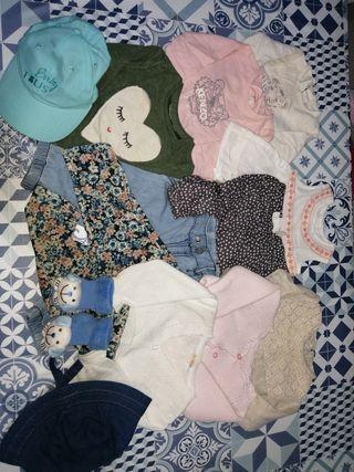 Lote de ropa bebé 3 meses.