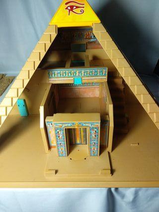 Playmobil Gran Piramide Faraon Egipcio