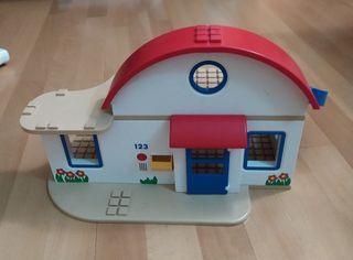 Casa Playmobil 1,2,3