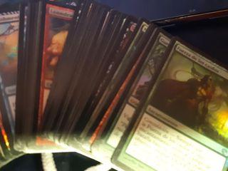 cartas magic foil mtg