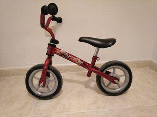 Bicicleta MARCA CHICO iniciación sin pedales