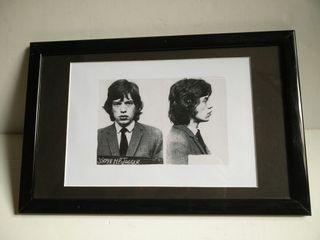 Cuadro Mick Jagger