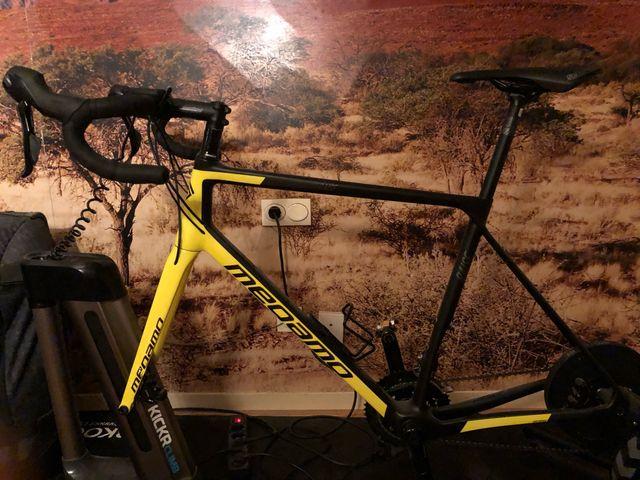 Bicicleta Megamo Raise Carbono carretera