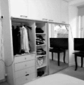 FREE Parts of a dismantled PAX wardrobe IKEA