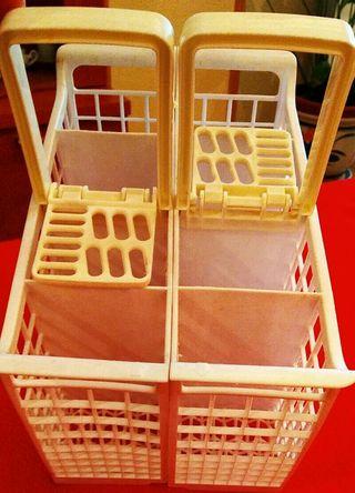 Cesta para cubiertos lavavajillas Candy