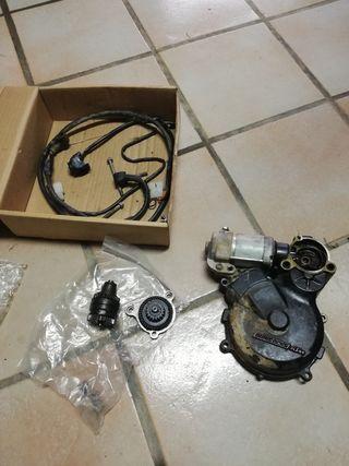 Arranque electrico KTM EXC
