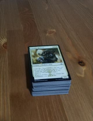 Lote 105 cartas de Gremios de Ravinca.