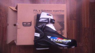 Botas de esquí de fondo Salomón