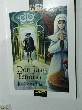 Don JuanTenorio.