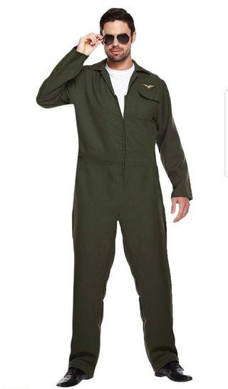 disfraz piloto